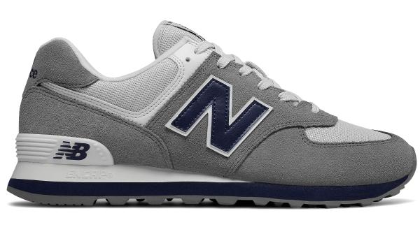 Buty New Balance w sportowym stylu z zamszu 574