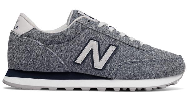 Buty New Balance z płaską podeszwą