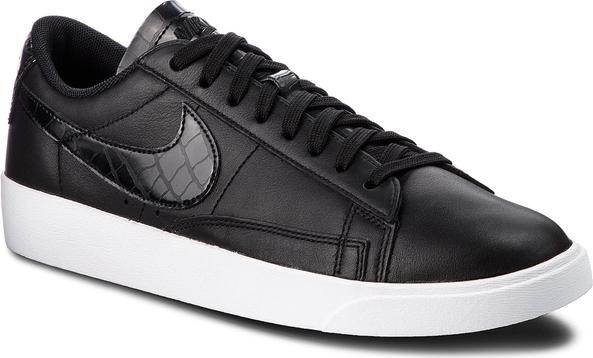 Buty NIKE - Blazer Low BQ0033 001 Black/Black/Black