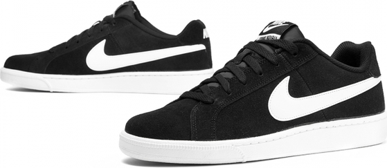 Buty Nike Court royale suede > 819802-011