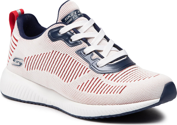 Buty Skechers z płaską podeszwą