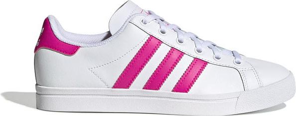 Buty sportowe Adidas Originals ze skóry z płaską podeszwą