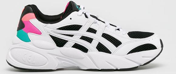Buty sportowe Asics Tiger z płaską podeszwą