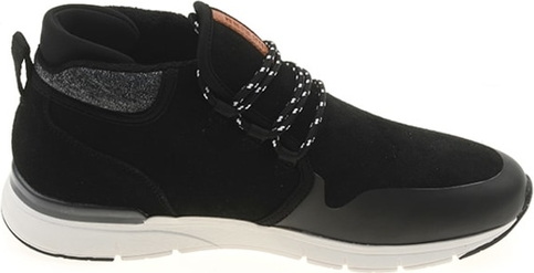 Buty sportowe Big Star ze skóry ekologicznej sznurowane