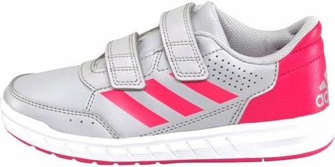 a5653f1ee4d9fb Buty sportowe dziecięce adidas originals dla dziewczynek na rzepy