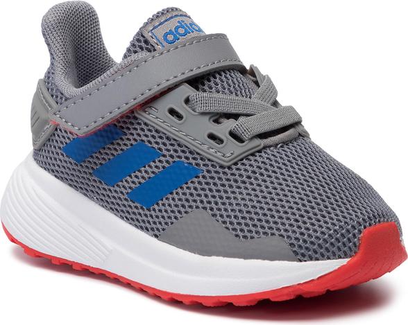 Buty sportowe dziecięce Adidas sznurowane w paseczki