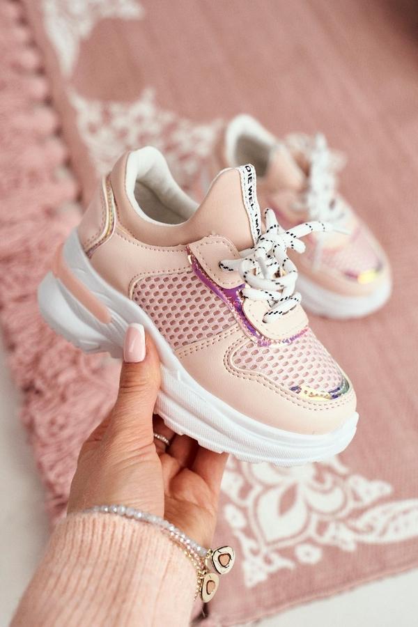 Buty sportowe dziecięce Frrock dla dziewczynek