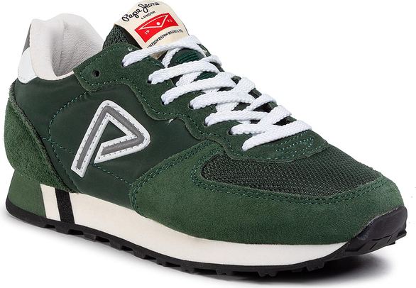 Buty sportowe dziecięce Pepe Jeans sznurowane