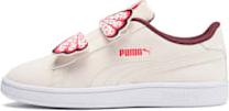 Buty sportowe dziecięce Puma na rzepy dla dziewczynek