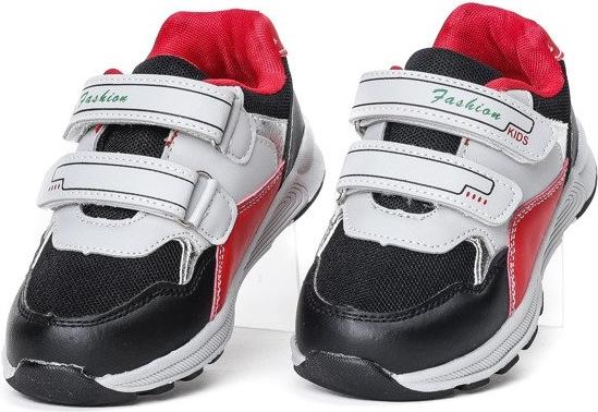 Buty sportowe dziecięce Royalfashion.pl na rzepy dla chłopców