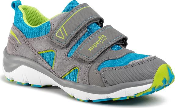 Buty sportowe dziecięce Superfit na rzepy