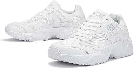 Buty sportowe Kappa z płaską podeszwą