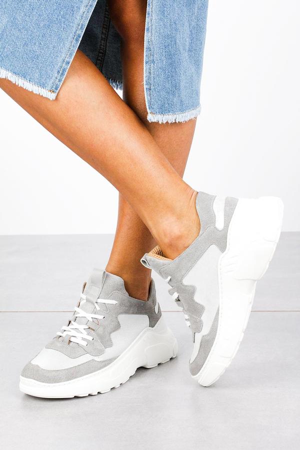 Buty sportowe Kati sznurowane