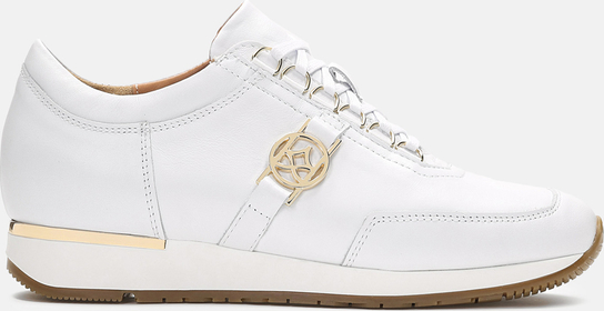Buty sportowe Kazar sznurowane z płaską podeszwą