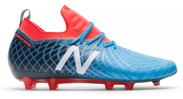 Buty sportowe New Balance sznurowane w sportowym stylu