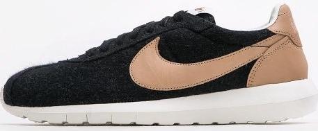 Buty sportowe Nike roshe ze skóry