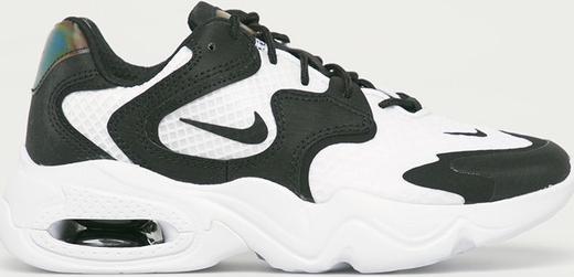 Buty sportowe Nike Sportswear na platformie sznurowane w sportowym stylu
