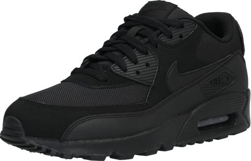 Buty sportowe Nike Sportswear sznurowane ze skóry