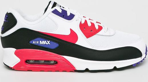 Buty sportowe Nike Sportswear ze skóry sznurowane