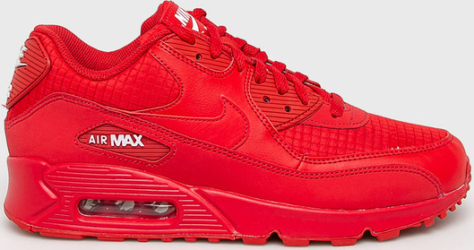 Buty sportowe Nike Sportswear ze skóry sznurowane air max 90