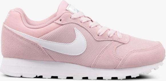 Buty sportowe Nike sznurowane md runner w sportowym stylu