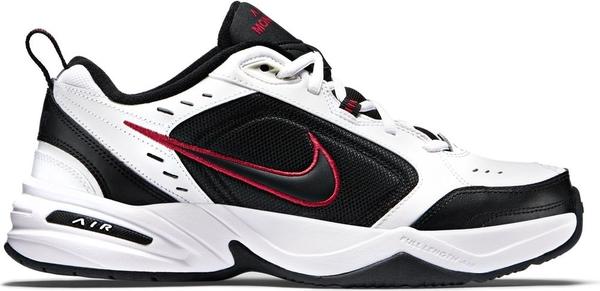 Buty sportowe Nike sznurowane ze skóry