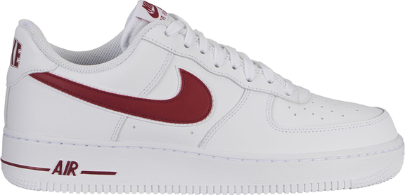 Buty sportowe Nike w młodzieżowym stylu sznurowane