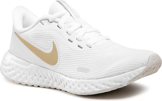 Buty sportowe Nike z płaską podeszwą revolution