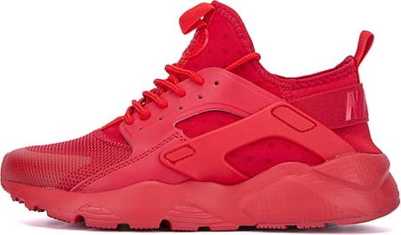 Buty sportowe Nike ze skóry huarache sznurowane