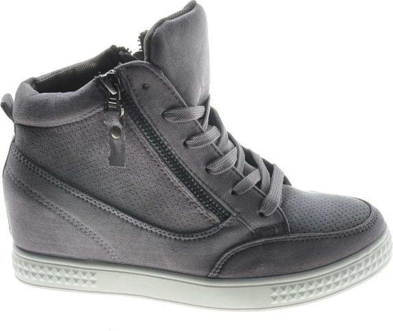 Buty sportowe producent niezdefiniowany z zamszu