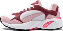 Buty sportowe Puma z zamszu sznurowane