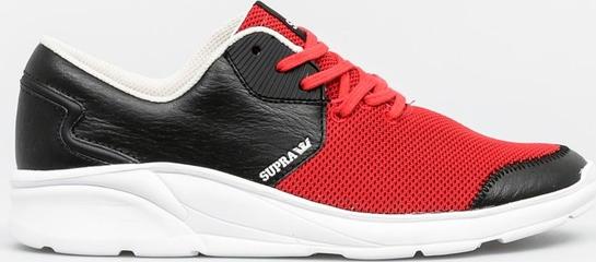 Buty sportowe Supra ze skóry sznurowane
