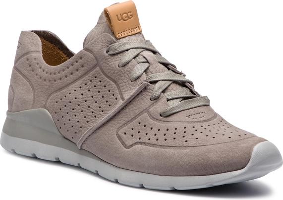 Buty sportowe UGG Australia z płaską podeszwą sznurowane