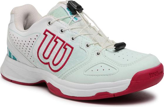 Buty sportowe Wilson z płaską podeszwą