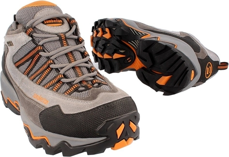 Buty sportowe Zamberlan sznurowane z goretexu