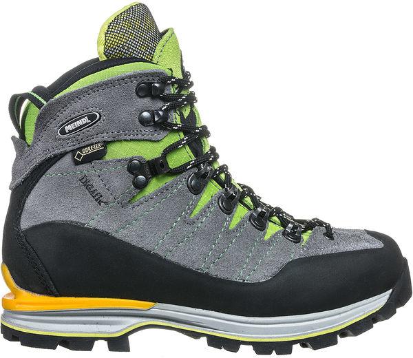 trwałe modelowanie Buty trekkingowe Meindl z płaską podeszwą Buty Damskie Buty trekkingowe BR OJEJBR-1