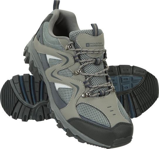 Buty trekkingowe Mountain Warehouse sznurowane