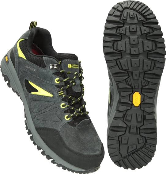 Buty trekkingowe Mountain Warehouse z zamszu