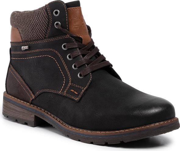 Buty zimowe Go Soft sznurowane