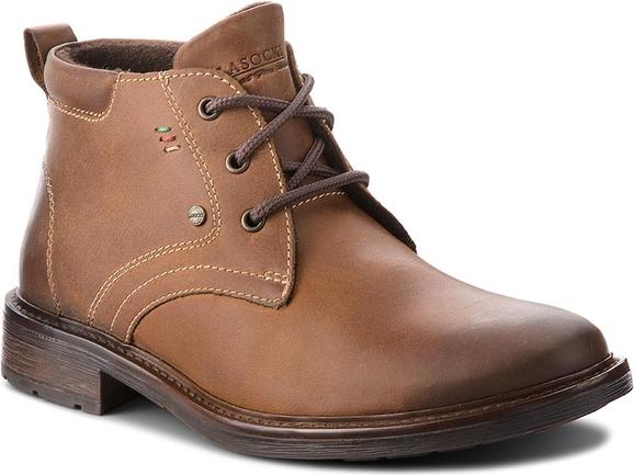 Buty zimowe Lasocki For Men w stylu casual sznurowane