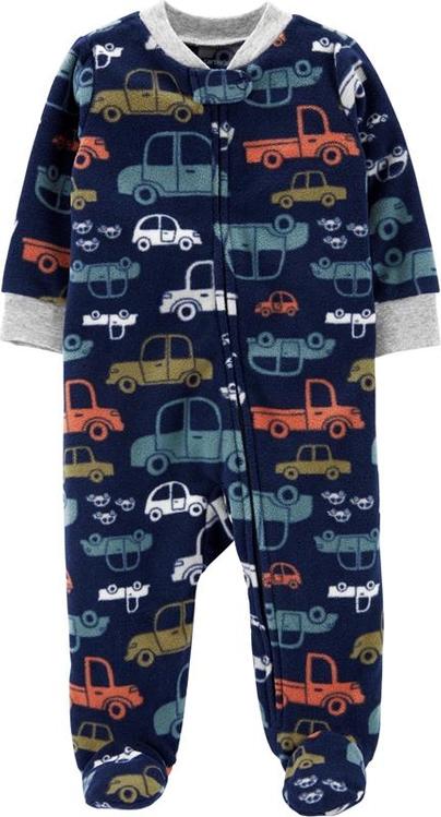 Carter's Pajac polarowy samochody