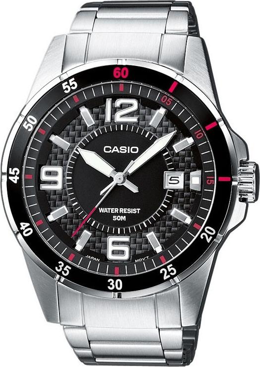 CASIO Collection Men MTP-1291D-1A1VEF