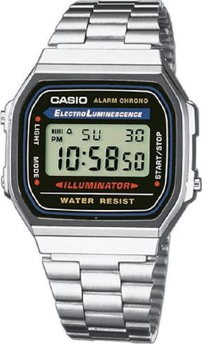 Casio EU UR - A168WA-1WCR Watch