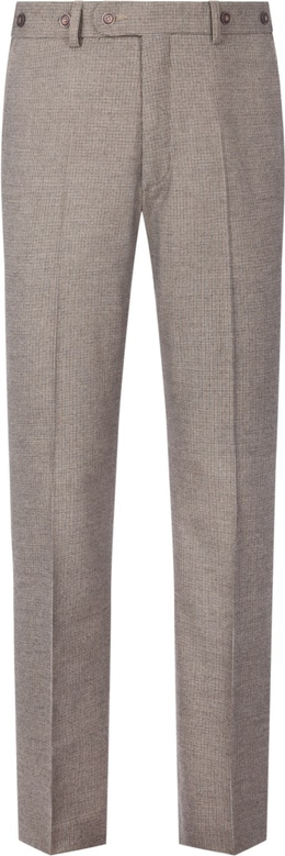 Chinosy Cotton Slacks z bawełny