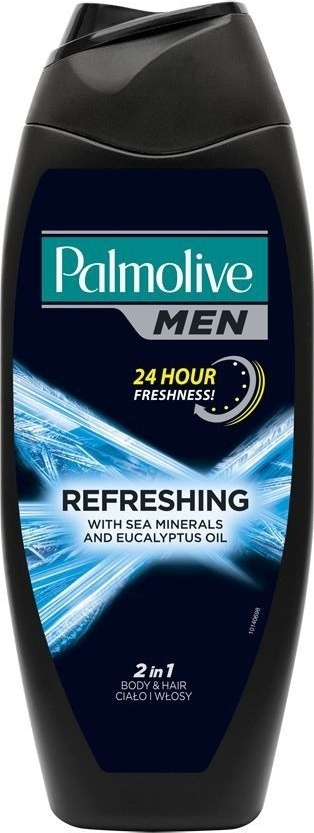 Colgate Palmolive, żel pod prysznic, Men Refreshing, 500 ml