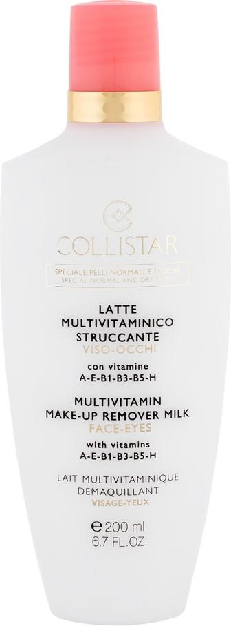 Collistar Special Normal And Dry Skins Face-Eyes Demakijaż Twarzy 200Ml