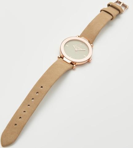 Cropp - Zegarek - Beżowy