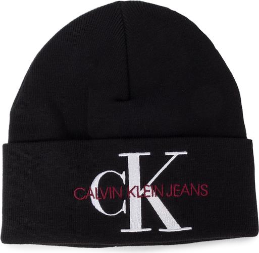 Darmowa dostawa Czarna czapka Calvin Klein Akcesoria Damskie Czapki damskie XI GHXXXI-2