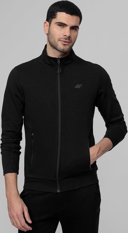 Czarna bluza 4F w stylu casual