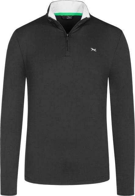 Czarna bluza Brax Golf